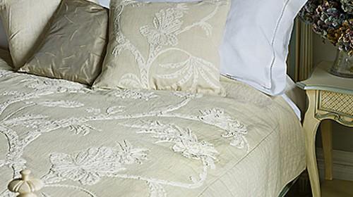 Paris Stone Cotton Quilt