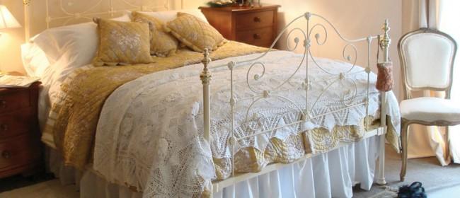 Cream Tarifa Bed – TAR1