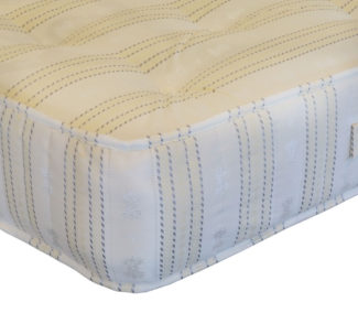 Shropshire Mattress in Traditional Damask