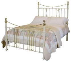 King Size Bed with China Porcelain