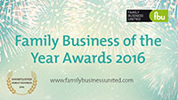 Family Business Award 2016