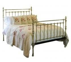 Brass Decorative Bed MK92
