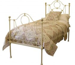 Single Cast Iron Bed MS19