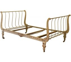 Cast Iron Day Beds and Cots