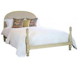 Painted Antique Wooden Beds