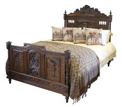 King Size Wooden Beds, 5ft Wide
