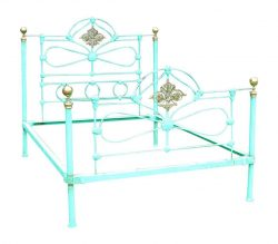 Unrestored Antique Metal Beds