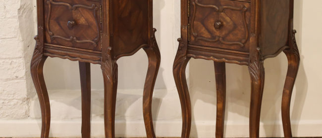 Pair of Bedside Tables PBT6