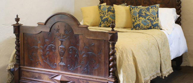 Chateau Style Bed – WK131