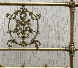 5ft-Wide-All-Brass-Antique-Bed-MK213