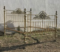 6ft-Wide-All-Brass-Antique-Bed-MSK64