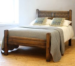 Double-Oak-Country-Bed-WD36-1