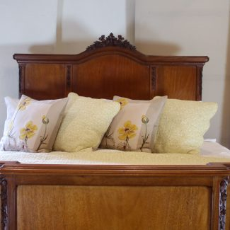 Frrench-Mahogany-King-Size-Bed-WK144-