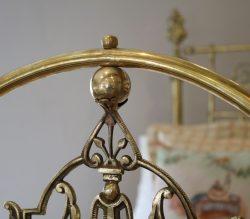 5ft-Ornate-All-Brass-Antique-Bed-MK225