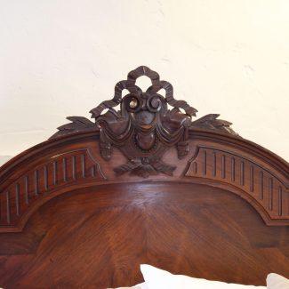 5ft-Renaissance-Antique-Bed-WK146
