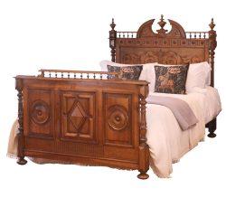 Renaissance Style Bed