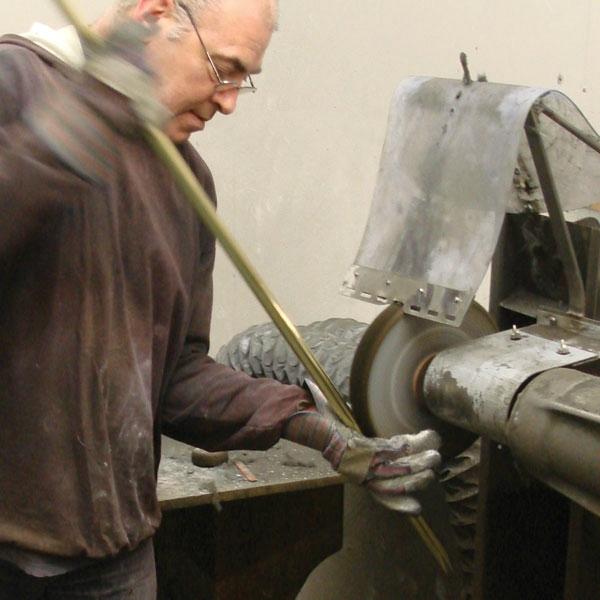 Brass Repairs and Repolishing