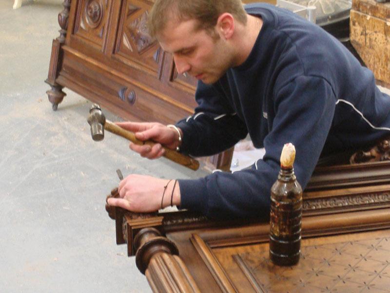 Repairing and Replacing