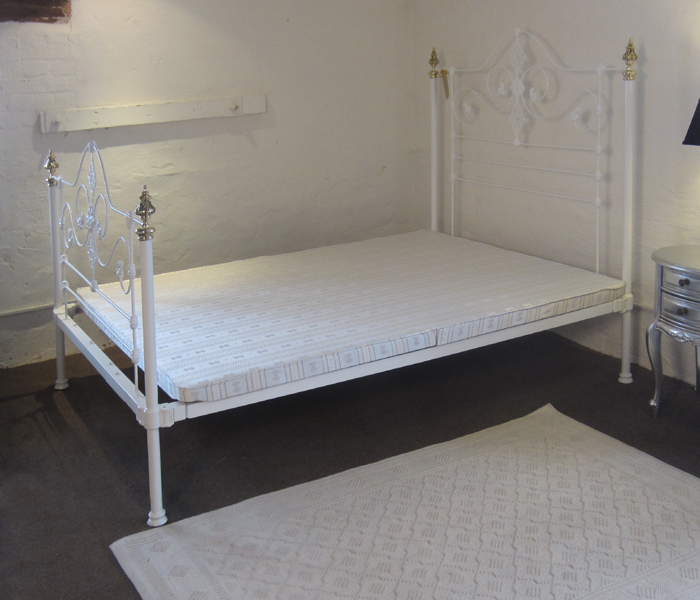 Bed Base Assembly Instructions