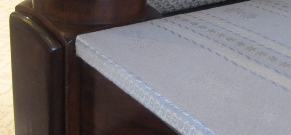 Shallow Firm Bed Base (3/4 in deep)