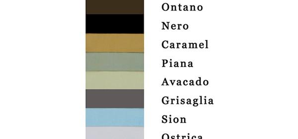 Pisa Colour Choice