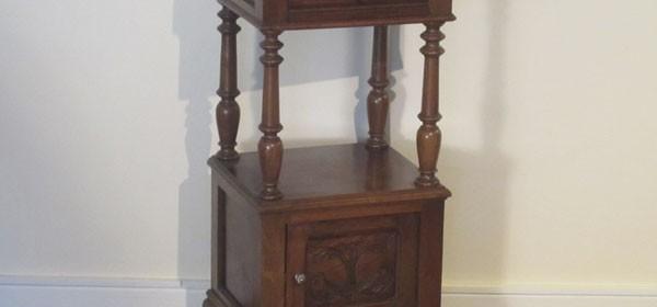 Antique Bedside Table  BT4