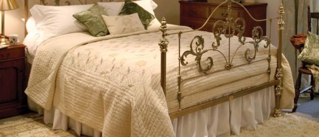 Gold Tangier Bed – TANG1