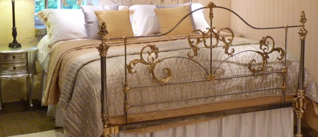 Burnished Tangier Bed – TANB1