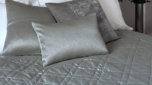 Tussar Birch Silk & Rayon Quilt