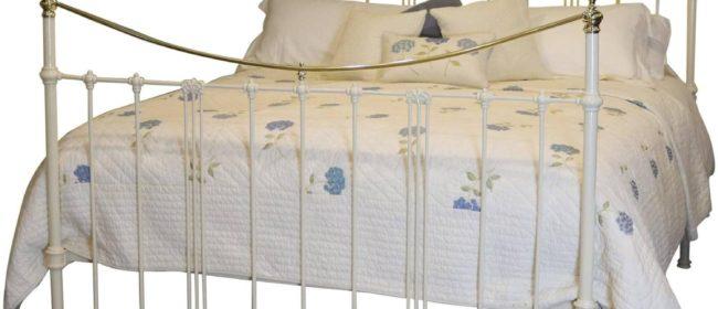 6ft Art Nouveau Bed – ART5