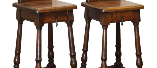 Pair of Bedside Tables PBT3
