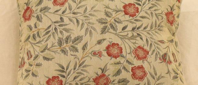 Tapestry Cushion – Morris Pimperne