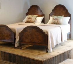 Pair-of-Single-Walnut-Antique-Beds-WP34-1