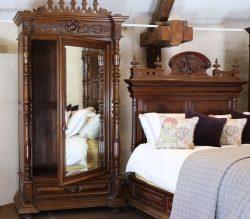 Renaissance Bedroom Suite -WK148-1